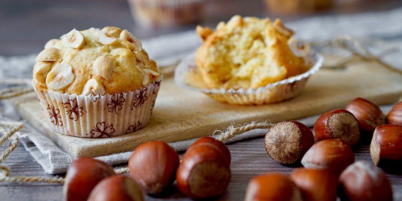 muffin nocciole